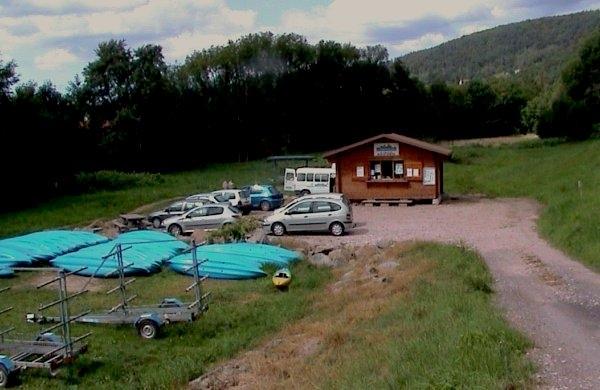Locations de canoë-kayak dans les Vosges